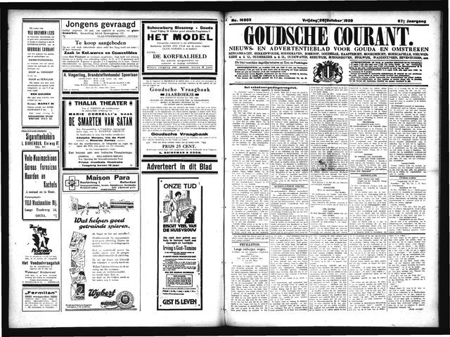 Goudsche Courant 1928-10-26