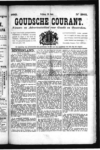 Goudsche Courant 1883-06-29
