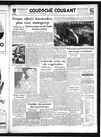 Goudsche Courant 1959-10-21