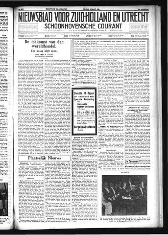 Schoonhovensche Courant 1934-03-02
