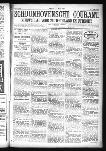 Schoonhovensche Courant 1926-05-14