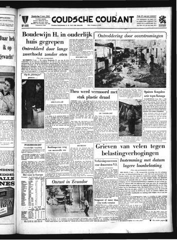 Goudsche Courant 1961-11-09