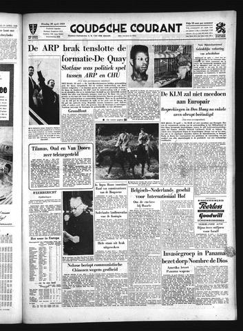 Goudsche Courant 1959-04-28