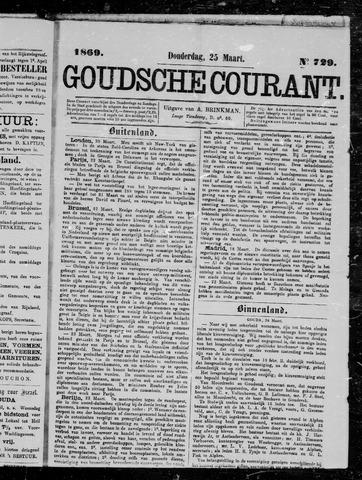 Goudsche Courant 1869-03-25
