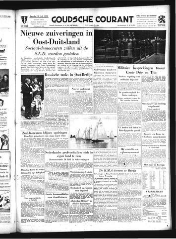 Goudsche Courant 1953-07-18