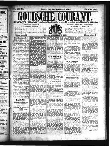 Goudsche Courant 1916-11-23