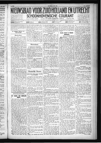 Schoonhovensche Courant 1931-06-08