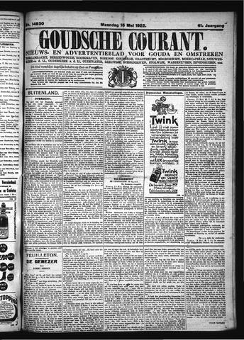 Goudsche Courant 1922-05-15
