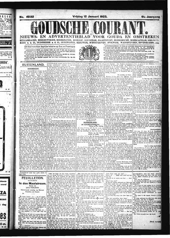 Goudsche Courant 1923-01-12