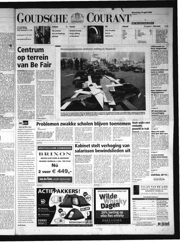 Goudsche Courant 2004-04-14