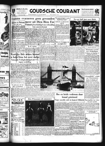 Goudsche Courant 1954-05-17