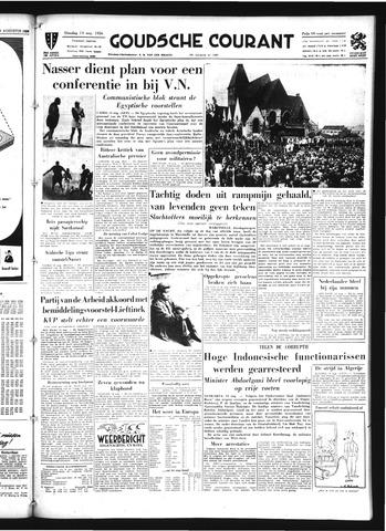 Goudsche Courant 1956-08-14