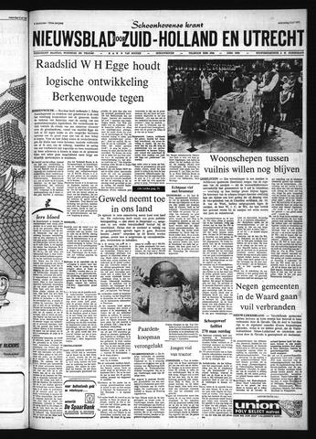 Schoonhovensche Courant 1972-07-05