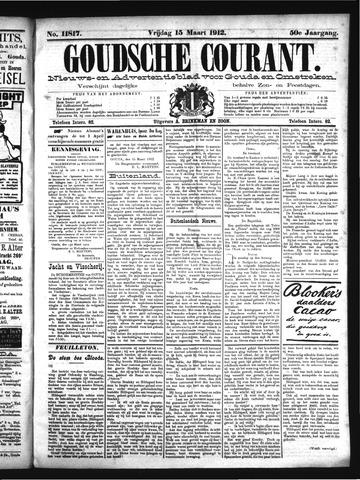 Goudsche Courant 1912-03-15