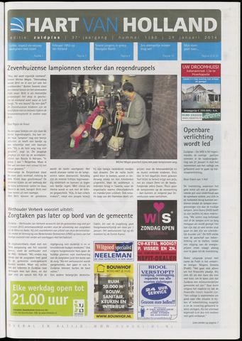 Hart van Holland - Editie Zuidplas 2014-01-29