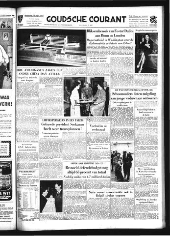 Goudsche Courant 1954-09-16