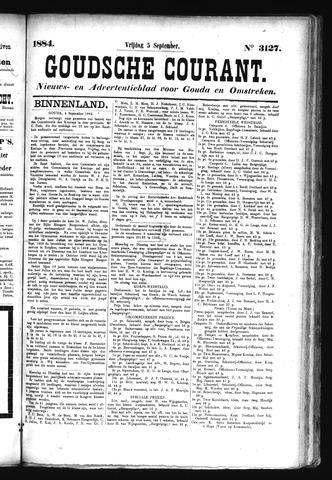 Goudsche Courant 1884-09-05
