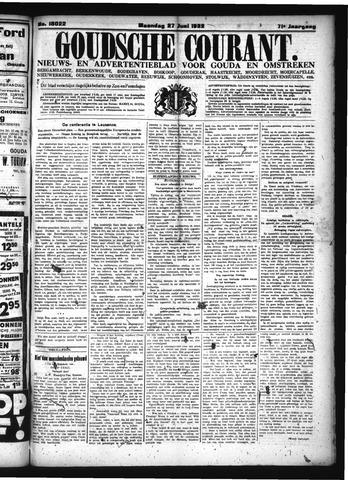 Goudsche Courant 1932-06-27