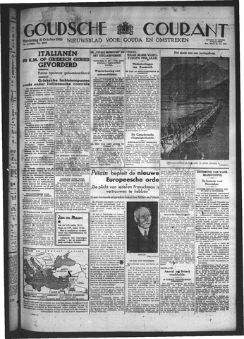 Goudsche Courant 1940-10-31