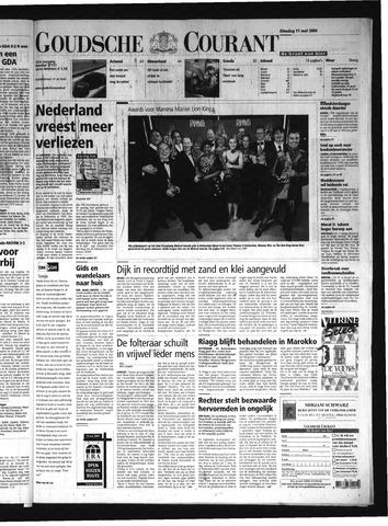 Goudsche Courant 2004-05-11