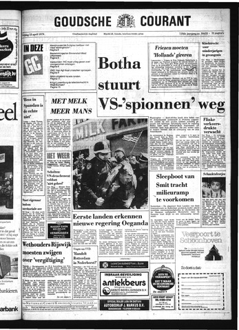 Goudsche Courant 1979-04-13