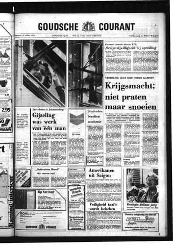 Goudsche Courant 1975-04-29