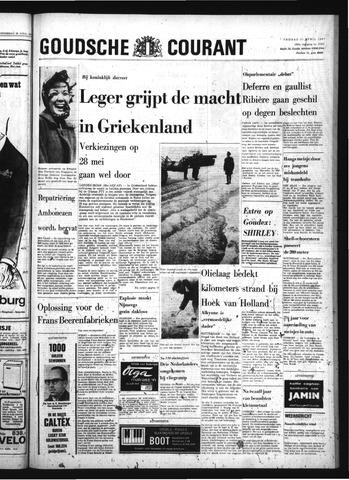Goudsche Courant 1967-04-21