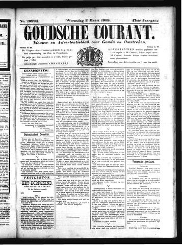 Goudsche Courant 1909-03-03