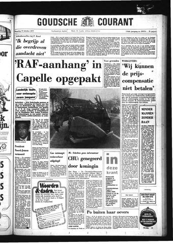 Goudsche Courant 1977-10-12