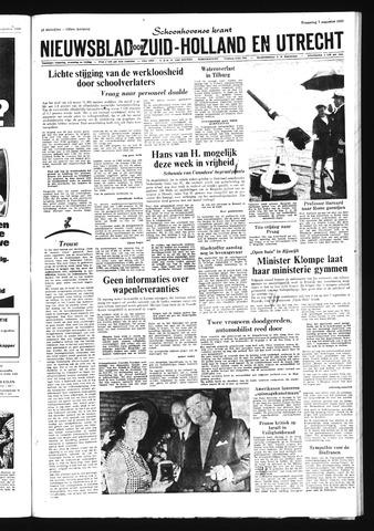 Schoonhovensche Courant 1968-08-07
