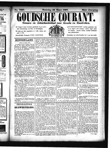 Goudsche Courant 1897-03-22