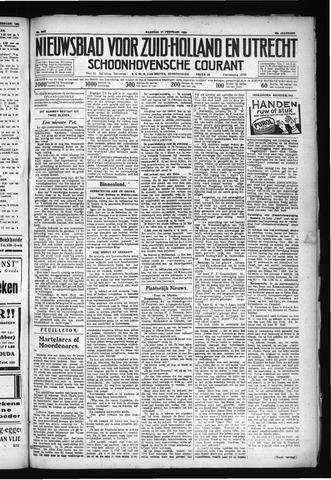 Schoonhovensche Courant 1930-02-17