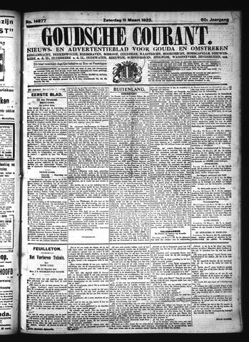 Goudsche Courant 1922-03-11