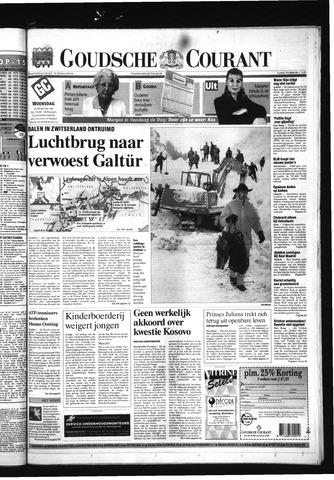 Goudsche Courant 1999-02-24