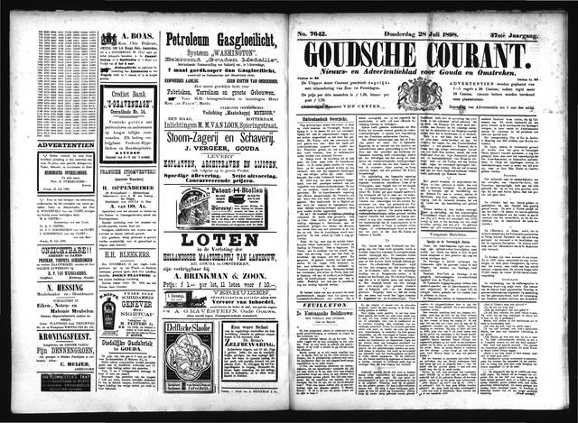 Goudsche Courant 1898-07-28