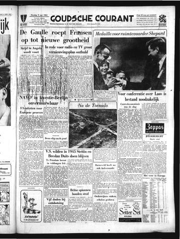 Goudsche Courant 1961-05-09