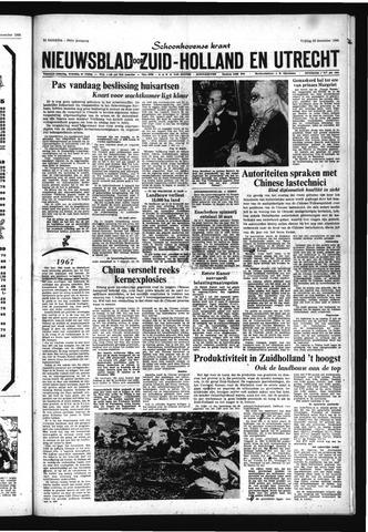 Schoonhovensche Courant 1966-12-30