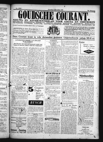 Goudsche Courant 1939-12-09
