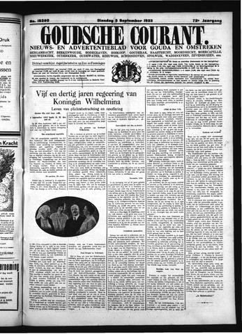 Goudsche Courant 1933-09-05
