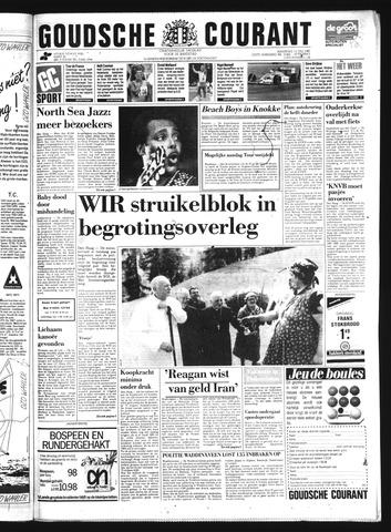 Goudsche Courant 1987-07-13