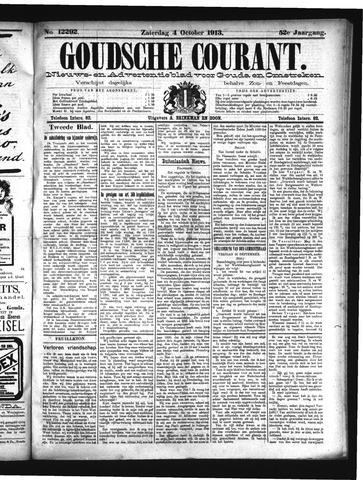 Goudsche Courant 1913-10-04