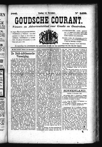 Goudsche Courant 1886-11-14