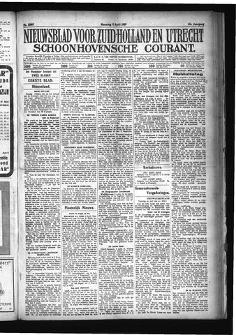 Schoonhovensche Courant 1929-04-08