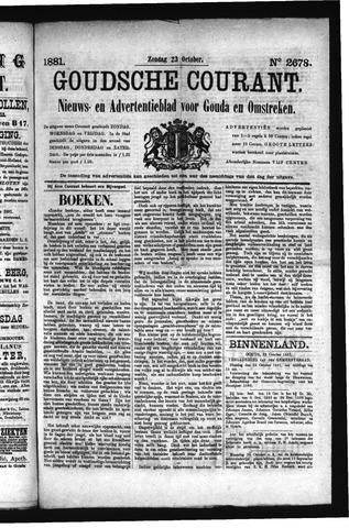 Goudsche Courant 1881-10-23
