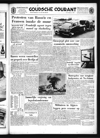 Goudsche Courant 1962-08-25