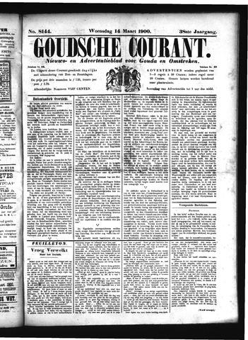 Goudsche Courant 1900-03-14