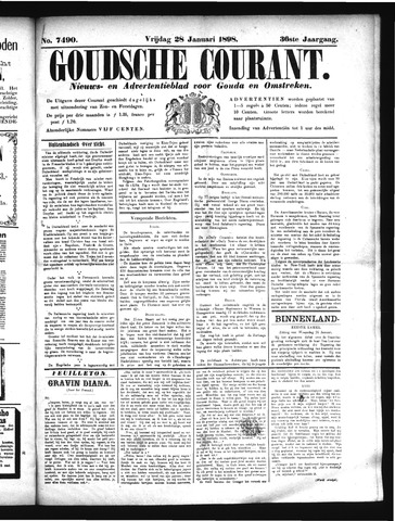 Goudsche Courant 1898-01-28