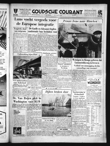 Goudsche Courant 1961-02-11