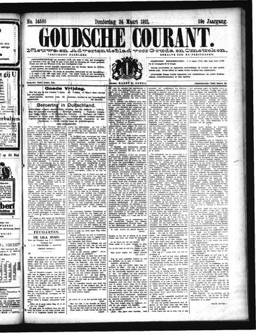 Goudsche Courant 1921-03-24