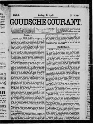Goudsche Courant 1869-04-18